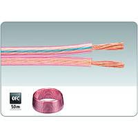 Медный акустический кабель в силиконовой изоляции 2х1.5мм2 Monacor SPC-115