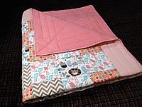 Детское лоскутное одеяло, фото 1