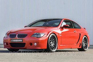 HAMANN Body kit Edition Race for BMW 6series E63 E64