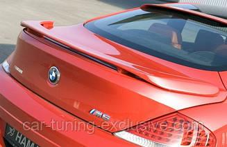 Rear spoiler Hamann Edition Race (style) for BMW 6series E63 E64