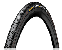 Покрышка Continental Grand Prix 4-Season 700x25C black/black DuraSkin foldable