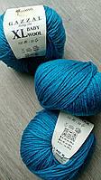 Gazzal Baby Wool XL - 822 морская волна