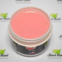 Гель розово-прозрачный My Nail №31 , 15 грамм  (средней консистенции)