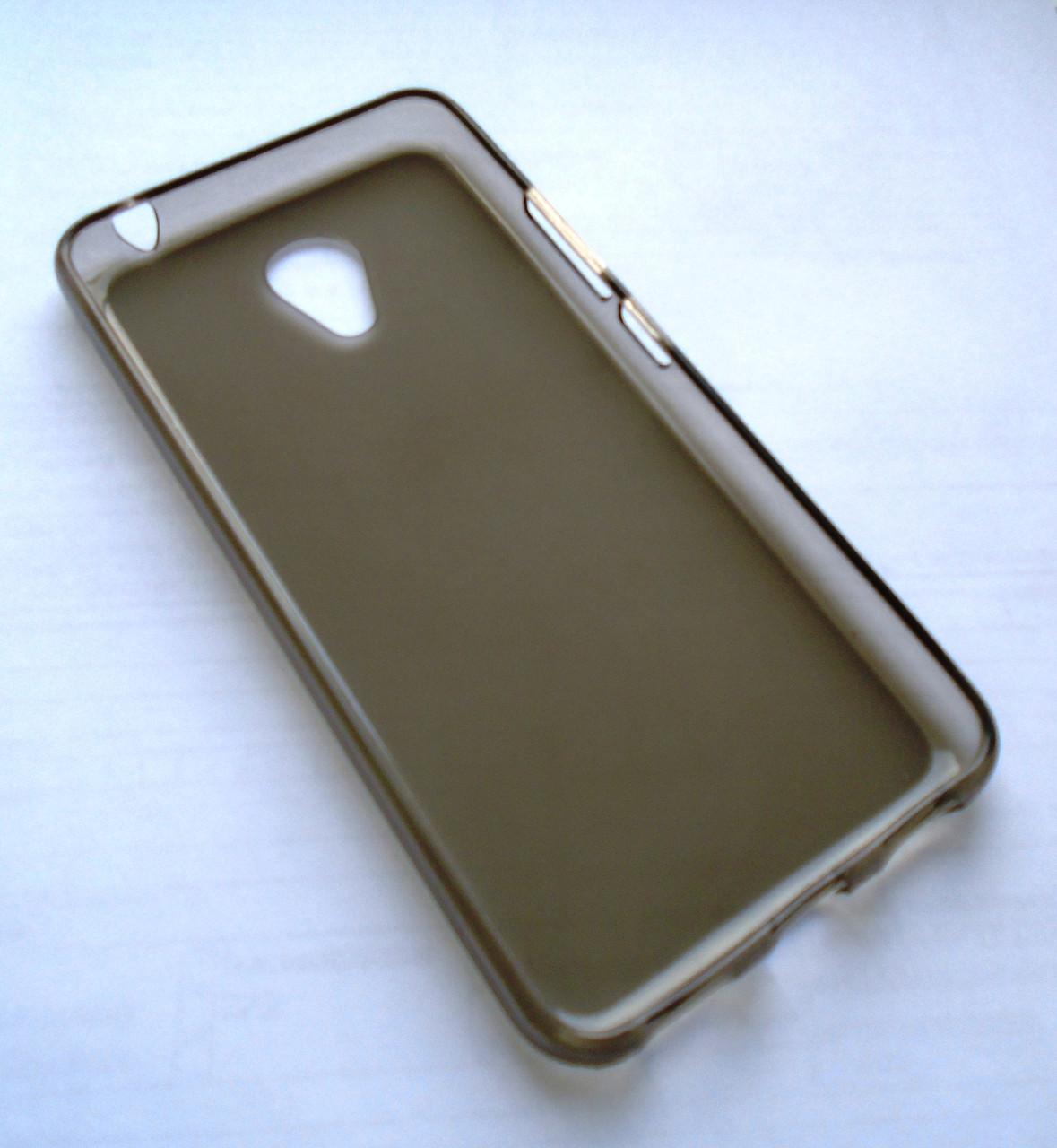Чехол бампер softcase Meizu M3