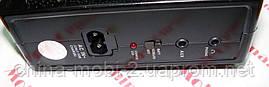 Блютуз колонка, радио NNS NS-018U, MP3 SD USB FM , black, фото 3