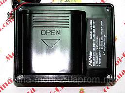 Блютуз колонка, радио NNS NS-018U, MP3 SD USB FM , black, фото 2