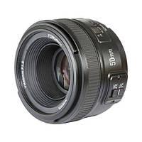 Объектив Yongnuo YN-50, 50mm F/1.8N для Nikon