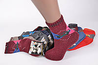 Детские шерстяные носки на мальчика р.25-34 (Арт.C051/L) | 12 пар