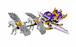 Конструктор Bela Fairy 10413 Літаючі сани Ейри 318 деталей, фото 2