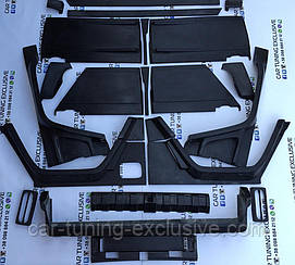 BRABUS WIDESTAR conversion kit for Mercedes G-class