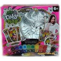 Уникальный набор креативного творчества «MY COLOR BAG»