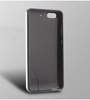 Чехол - бампер iPaky (Original) для Huawei Honor 4C - серебряный