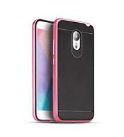 Чехол - бампер iPaky (Original) для Meizu MX5 - розовый