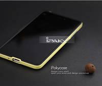 Чехол - бампер iPaky (Original) для Xiaomi Mi 4i / Mi 4c - желтый