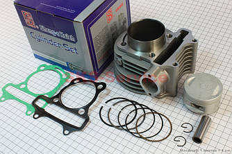 Цилиндр к-кт (цпг) 150cc-57,4мм синяя коробка