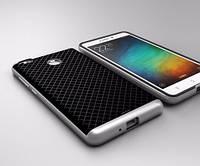 Чехол - бампер iPaky (Original) для Xiaomi Redmi 3 Pro / Redmi 3s - серебряный