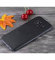 Чехол - бампер iPaky (Original) для Samsung G935F Galaxy S7 Edge - серый