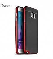 Чехол - бампер iPaky (Original) для Samsung Galaxy Note 5 - красный