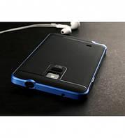 Чехол - бампер iPaky (Original) для Samsung N910H Galaxy Note 4 - синий
