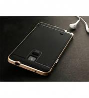 Чехол - бампер iPaky (Original) для Samsung N910H Galaxy Note 4 - золотой