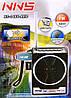 Акустическая колонка,  Радио NNS NS-048U-REC, MP3/SD/USB/FM/, black
