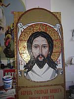 Иконы из мозаики на стены храмов