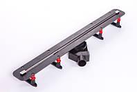 Трап для душа 115 см с декоративной решеткой PESTAN Confluo Slim Line