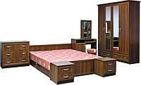 Соната спальня 4Д (Мебель-Сервис)