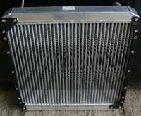 Радиатор водяной CuproBraze 3-х ряд (МАЗ-437030), фото 1