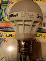 Лампа светодиодная лампочка LED 7W E27 Акция !