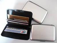 Кошелек aluma wallet, Оригинальный кошелек-визитница Аллюма Уоллет, супер подарок визитница