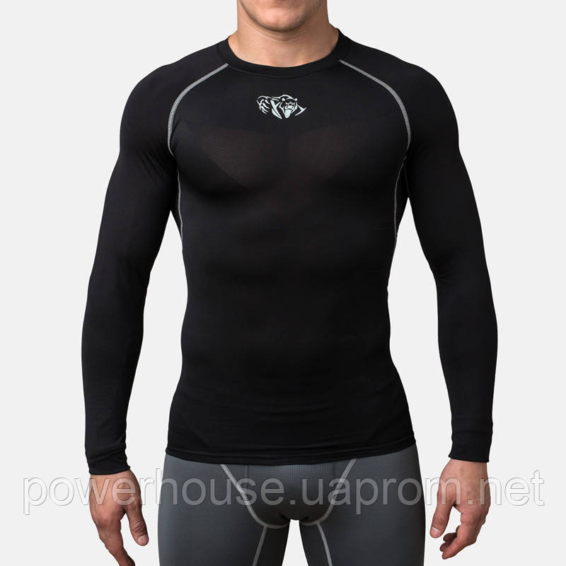 Рашгард Peresvit Air Motion Compression Long Sleeve T-Shirt Black