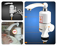 Електричний проточний водонагрівач - Supretto 3 кВт
