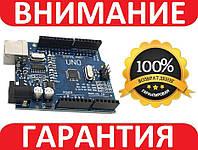 Arduino UNO R3 MEGA328P CH340G клон, фото 1