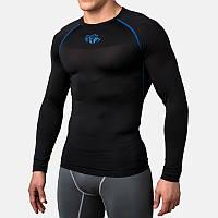Рашгард Peresvit Air Motion Compression Long Sleeve T-Shirt Black Blue