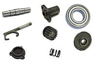 Разблокировка дифференциала для мототрактора (комплект)
