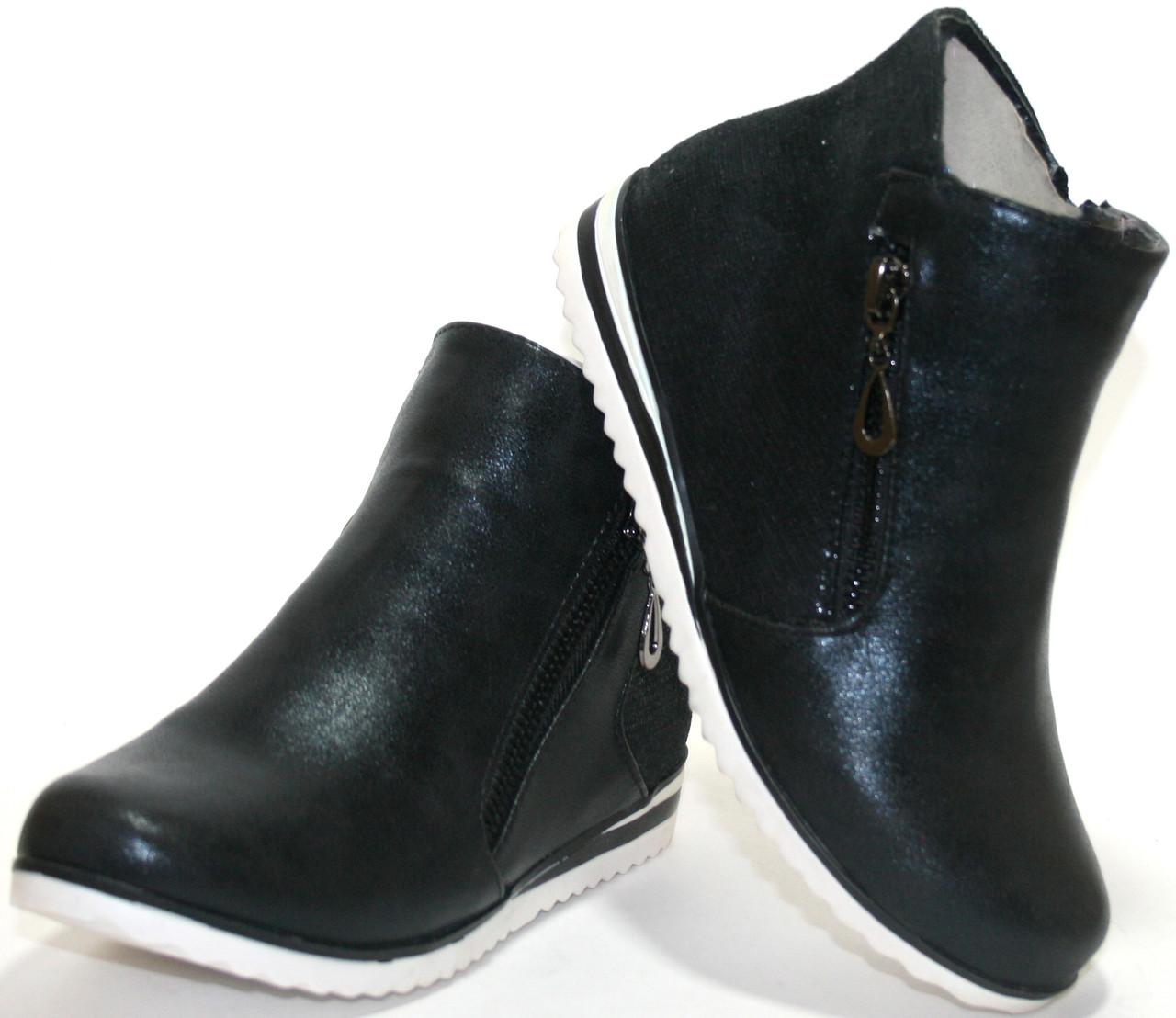 Дитячі черевики для дівчаток Badoxx Польща розміри 31