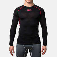 Рашгард Peresvit Air Motion Compression Long Sleeve T-Shirt Black Red