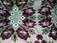 Покрывало гобиленное розы