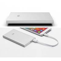 Универсальная мобильная батарея Xiaomi Mi 5000mAh Silver Original (NDY-02-AM-SL)