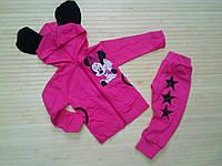 Теплый костюм Минни для девочки,костюм  для девочки