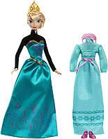 Кукла Эльза день коронации Disney Frozen Coronation Day Elsa