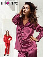 Пижама Miorre брюки и рубашка длинный рукав