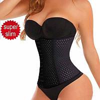 Утягивающий корсет для коррекции талии Slimming Body-Building Belt, корсет для похудения Слиммин Боди Белт