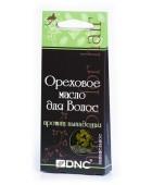 ДНЦ масло ореховое для волос питательное (п/выпад.) 3х15мл