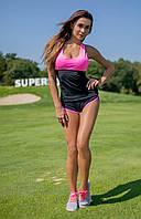 Designed For Fitness. Спортивный костюм Basic Pink