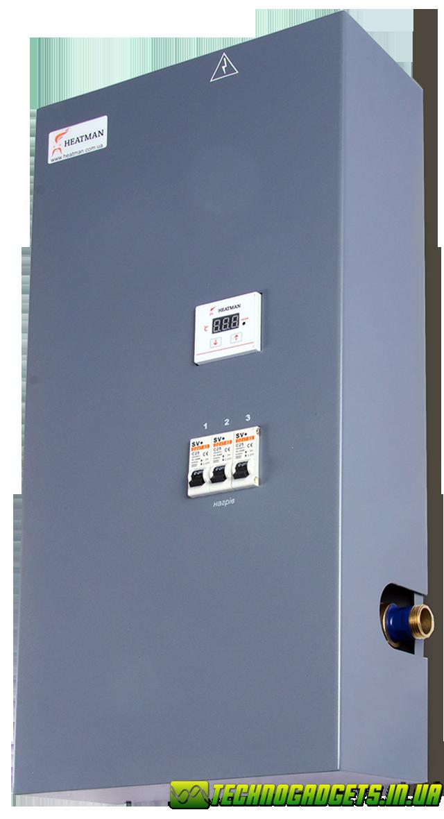 Котел электрический Heatman Trend 9кВт 380В (c насосом)