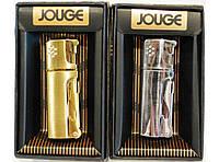 Зажигалка турбо подарочная Jouge + открывашка Острое пламя