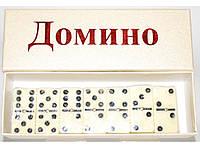 Домино в картонной коробке i5-38, игра домино, настольное домино