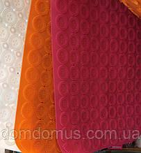 Антиковзаючий килимок для ванної, масажний на присосках 67*37